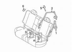 2005 chevy aveo belt diagram chevrolet aveo seat belt receptacle hatchback sedan 96443234 gm parts wholesale canada
