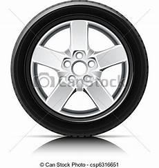 roue de voiture dessin roue voiture isol 233 illustration vecteur fond blanc