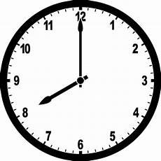clipart etc clock 8 00 clipart etc