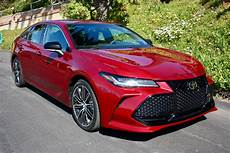 2019 toyota avalon driven top speed