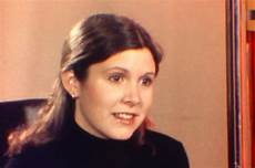 carrie fisher wars harrison ford and carrie fisher talk about