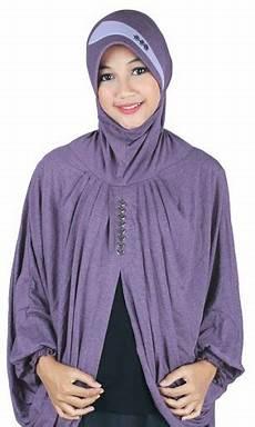 28 Model Kerudung Bergo Panjang Syar I Muslimah Terbaru
