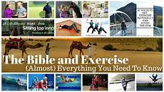 almost everything you need to almost everything you need to about exercise and