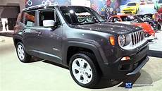 Jeep Renegade Limited - 2017 jeep renegade limited 4x4 exterior and interior