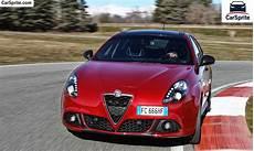Alfa Romeo Giulietta 2018 Prices And Specifications In Uae