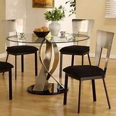 Small Glass Top Kitchen Table