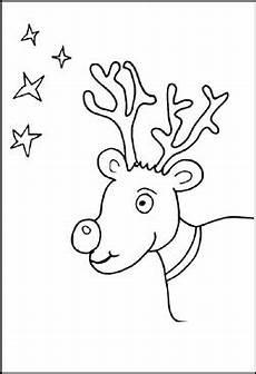 Malvorlagen Rentier Free Weihnachten Ausmalbild Rentier Malen