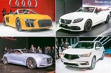 luxury cars of the 2016 new york auto show motor trend