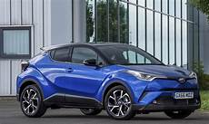 Toyota C Hr Hybrid Claims Next Green Car S Top Crossover