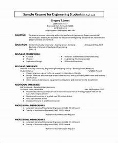 sle internship resume 7 exles in word pdf