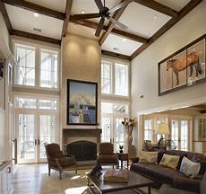 Decorating Ideas For Vaulted Ceiling Living Rooms by Best Living Room With Vaulted Ceiling 7933 House