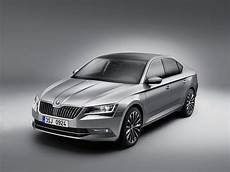 Skoda S New Superb Looks Poised To Win Both Hearts