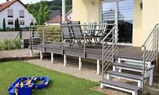 terrasse auf stelzen bauen erh 246 hte terrasse bauen terrasse