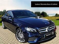 mercedes e 200 mercedes e class e 200 d amg line premium blue 2018 03 19 in ashford kent gumtree