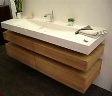 plan vasque bois salle de bain plan vasque en varicor vasque salle de bain salle de