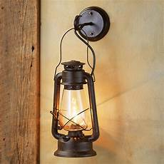 large rustic lantern wall sconce blue ocean lighthouse