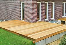 terrazzo in legno terrazza con obi