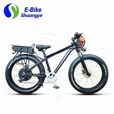Tire 1000 Watt Electric Bike Shuangye Ebike