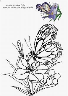 Ausmalbilder Blumen A4 Blumen Vorlagen 1