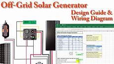 diy solar generator builders guide engineer your own in 13 minutes youtube