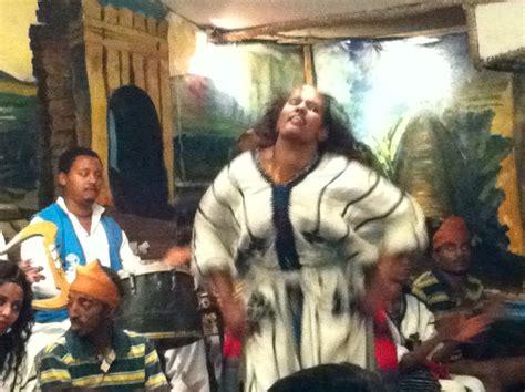 Ethiopian Shoulder Dance