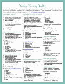 printable wedding planning checklist for diy brides wedding planning checklist wedding