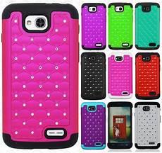 for t mobile lg optimus l90 impact dazzling diamond case phone cover accessory ebay