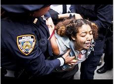 black men and police brutality