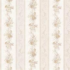 tapete auf englisch vintage englische landhaus satintapeten blumen streifen nr 68302 tapeten vintage