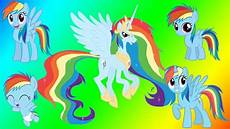 My Pony Malvorlagen Rainbow Dash My Pony Rainbow Dash Coloring