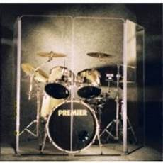 Drumperfect Pro 5 5 X 4 Panel Drum Shield Pro Drum