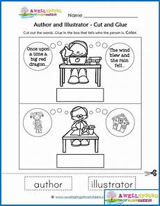 worksheets by subject parts of a book book care kindergarten lessons