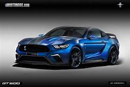 2018 GT500 Mustang Render  2015 Forum News Blog