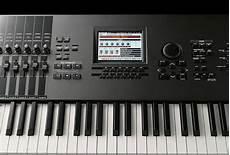 Yamaha Modif by Yamaha Motif Xf6 Production Synthesizer