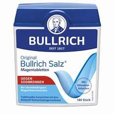 Was Neutralisiert Salz - bullrich salz magentabletten 180 st 252 ck aliva