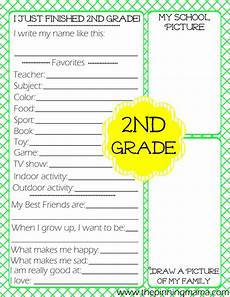 school worksheets end of the school year worksheets for 2nd grade 12 end of the school year
