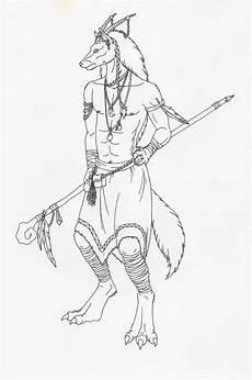 Malvorlagen Wolf Warrior Wolf Warrior By Shara Moonglow On Deviantart