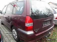 1999 mitsubishi space wagon 4x4 cool ahk car photo and specs