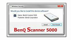 benq scanner 5000 driver x64 how to install benq scanner 5000 driver for windows 7