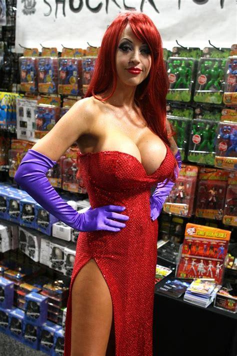 Jessica Rabbit Hot Sexy