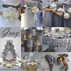 10 awesome wedding colors you haven t thought of grey wedding theme gray wedding colors