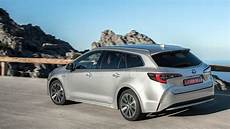 2019 Toyota Corolla Touring Sports Estate Variant Of New