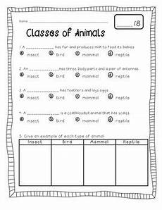 classification of animals worksheets for grade 3 14403 animal classification freebie animal classification science worksheets grade science