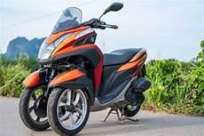 Rent Yamaha Tricity In Krabi 187 Krabi Moto Rentals