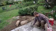 Umrandung F 252 R Beet Aus Natursteinen Selber Legen