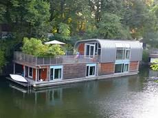 Autarkes Haus Selber Bauen - hausboote hausboot wohnen hausboot ideen und hausboot