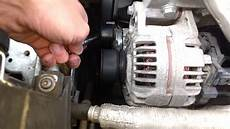seat ibiza mk5 alternator belt tensioner