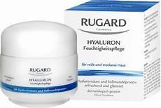 Rugard Hyaluron Feuchtigkeitspflege Creme 50 Ml Sanicare