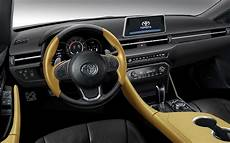 Toyota Supra Interior Looking More Production In
