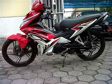 Modifikasi Motor Road Race by Modifikasi Motor Honda Blade Road Race Thecitycyclist